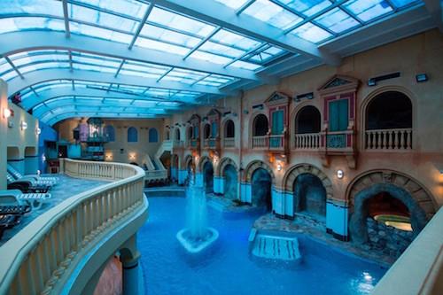 Aquapark Babylon v Liberci