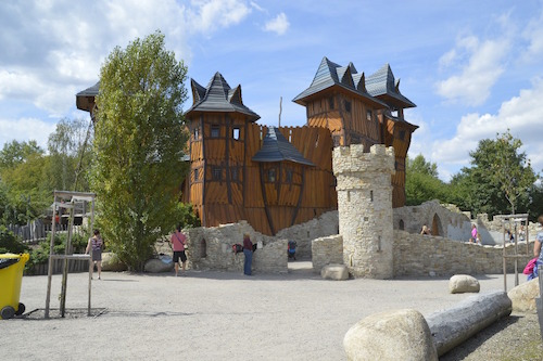 Park Mirakulum v Milovicích