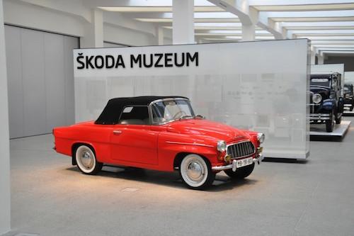 Museum Škoda v Mladé Boleslavi