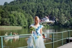 Jezerní královna